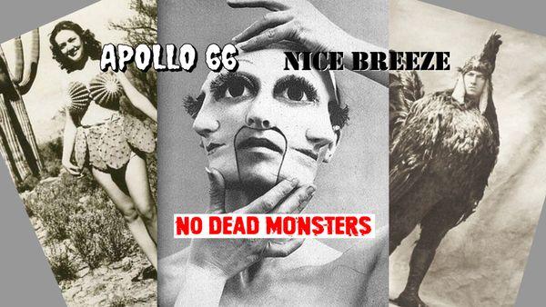 American Legion Post 41 Cissel Saxon No Dead Monsters
